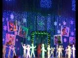 Танец Пузыри (новогодний праздник конец 2013)