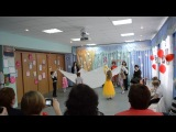 8 МАРТА в детском саду. Танец цветов.